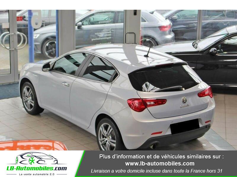 Alfa romeo Giullietta 1.4 Navi PDC Argent occasion à Beaupuy - photo n°4