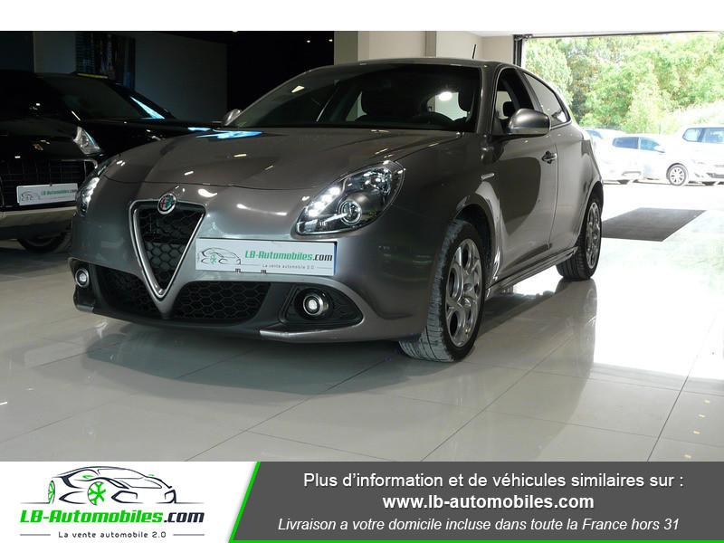 Alfa romeo Giullietta 1.4 TB MULTIAIR 150 S/S SUPER Gris occasion à Beaupuy