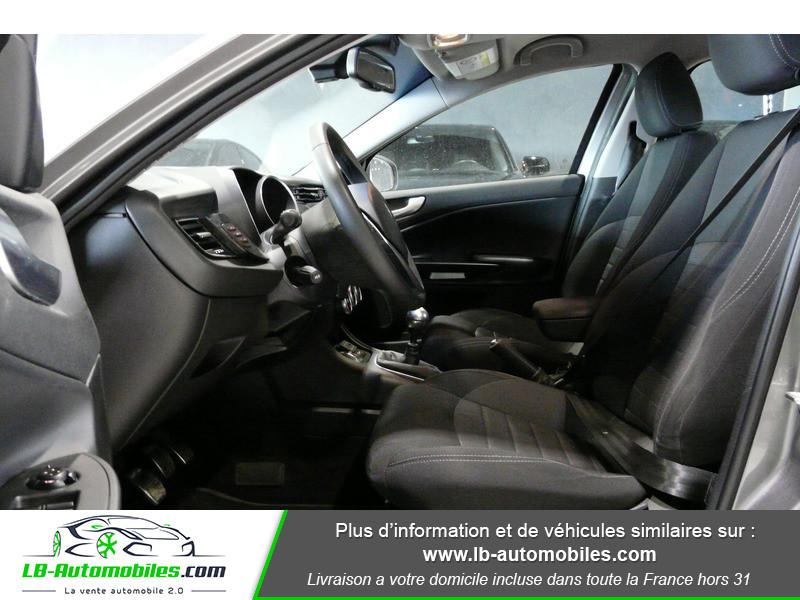 Alfa romeo Giullietta 1.4 TB MULTIAIR 150 S/S SUPER Gris occasion à Beaupuy - photo n°4