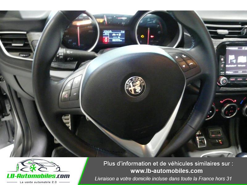 Alfa romeo Giullietta 1.4 TB MULTIAIR 150 S/S SUPER Gris occasion à Beaupuy - photo n°19