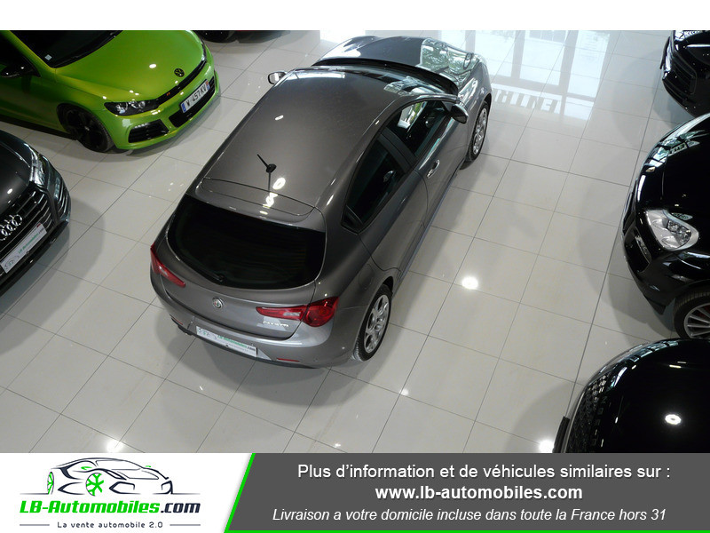 Alfa romeo Giullietta 1.4 TB MULTIAIR 150 S/S SUPER Gris occasion à Beaupuy - photo n°16