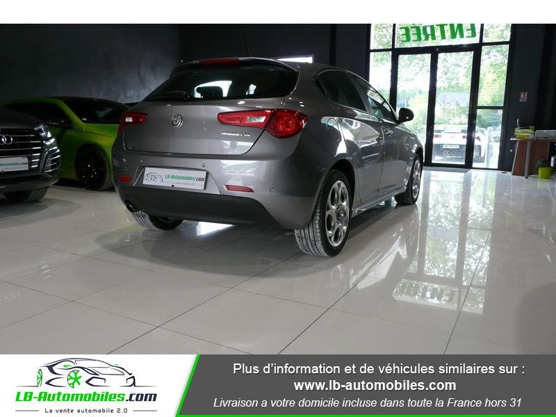 Alfa romeo Giullietta 1.4 TB MULTIAIR 150 S/S SUPER Gris occasion à Beaupuy - photo n°3