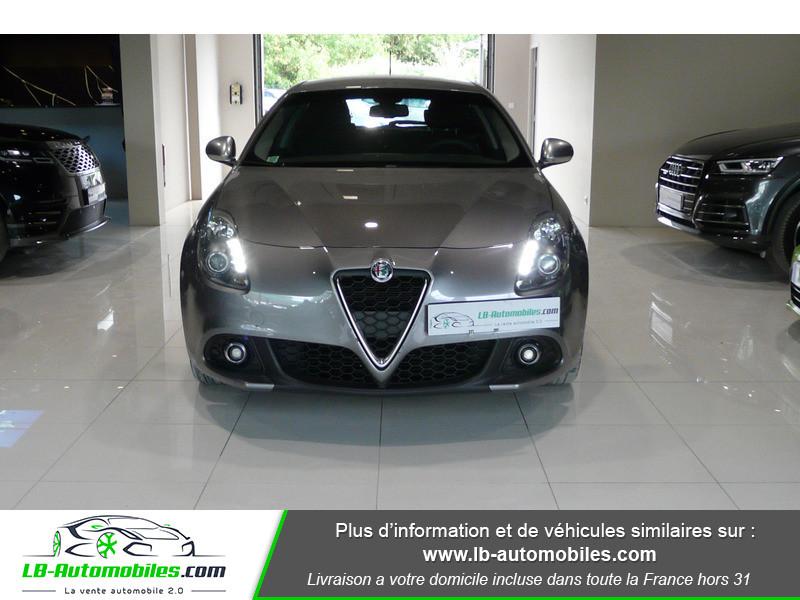 Alfa romeo Giullietta 1.4 TB MULTIAIR 150 S/S SUPER Gris occasion à Beaupuy - photo n°11