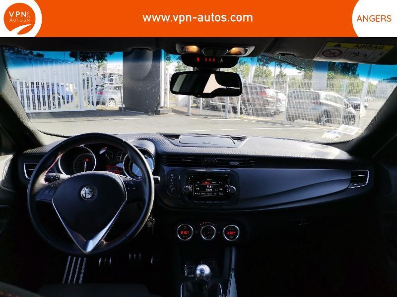 Alfa romeo Giullietta 1.4 TB MultiAir 150ch Sprint Stop&Start Blanc occasion à Angers - photo n°3