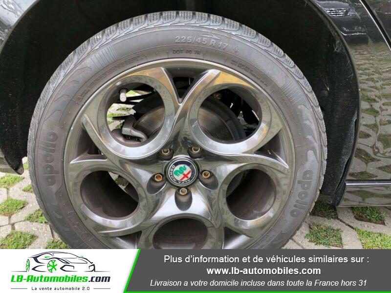 Alfa romeo Giullietta 1.4 TB MultiAir 150ch Noir occasion à Beaupuy - photo n°4