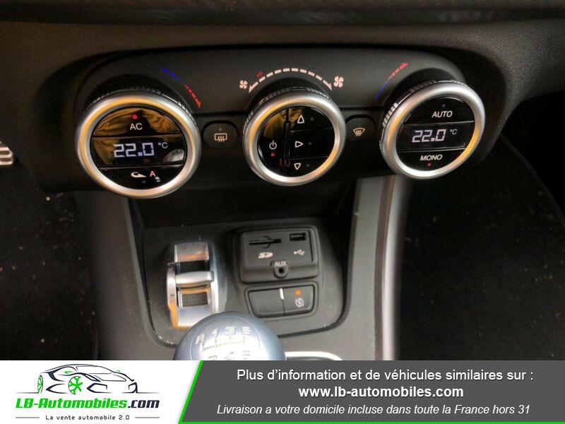 Alfa romeo Giullietta 1.4 TB MultiAir 150ch Noir occasion à Beaupuy - photo n°11