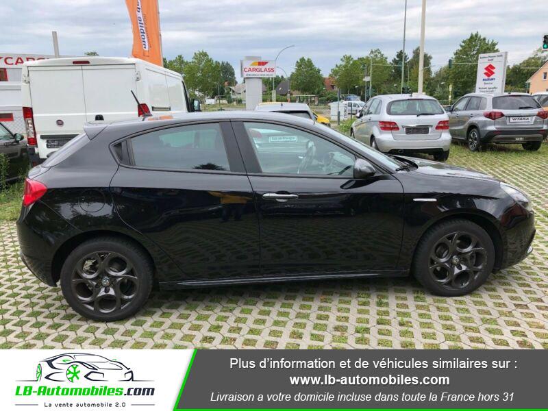 Alfa romeo Giullietta 1.4 TB MultiAir 150ch Noir occasion à Beaupuy - photo n°6