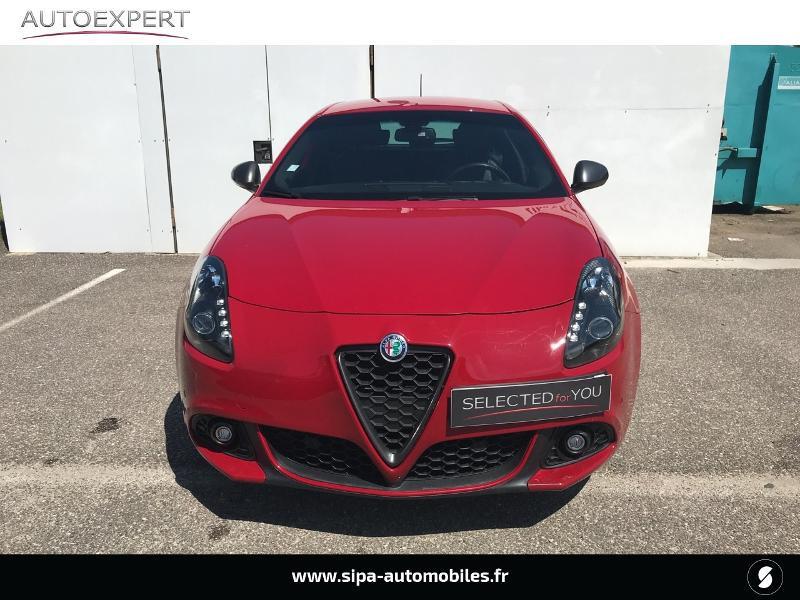 Alfa romeo Giullietta 1.4 TB MultiAir 170ch Lusso Stop&Start TCT Rouge occasion à Mérignac - photo n°8