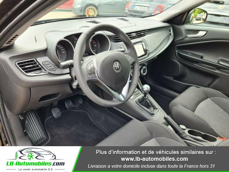 Alfa romeo Giullietta 1.4 TJet 120 ch Noir occasion à Beaupuy - photo n°5