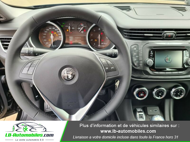 Alfa romeo Giullietta 1.4 TJet 120 ch Noir occasion à Beaupuy - photo n°2