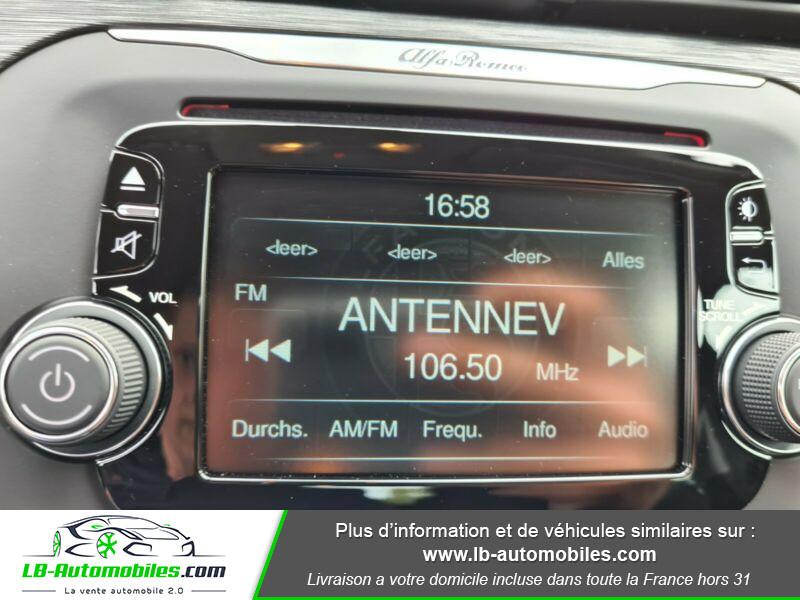 Alfa romeo Giullietta 1.4 TJet 120 ch Noir occasion à Beaupuy - photo n°6