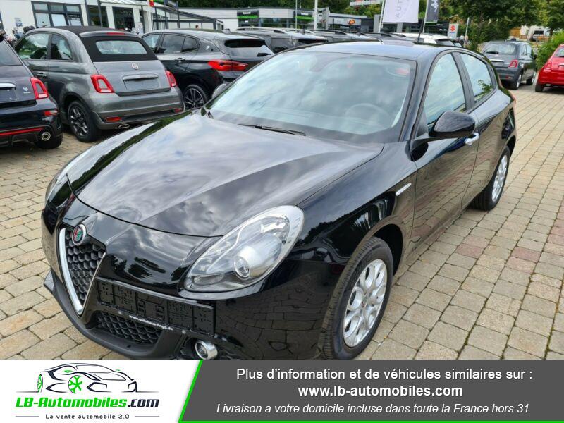 Alfa romeo Giullietta 1.4 TJet 120 ch Noir occasion à Beaupuy
