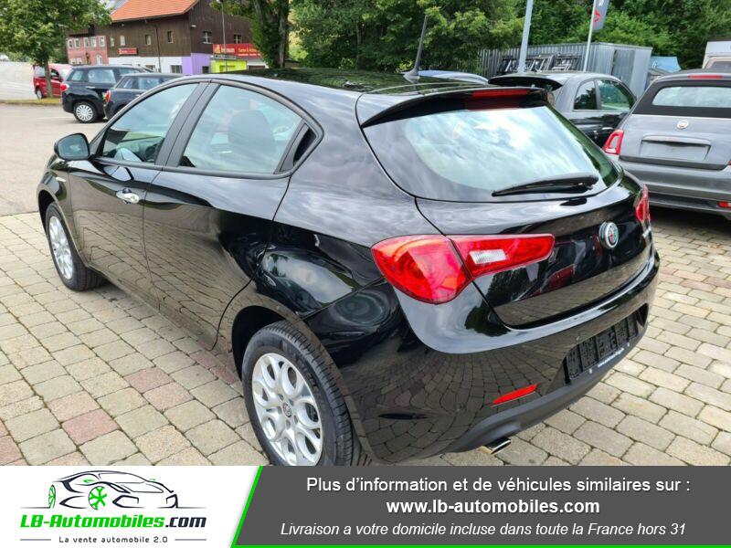 Alfa romeo Giullietta 1.4 TJet 120 ch Noir occasion à Beaupuy - photo n°3