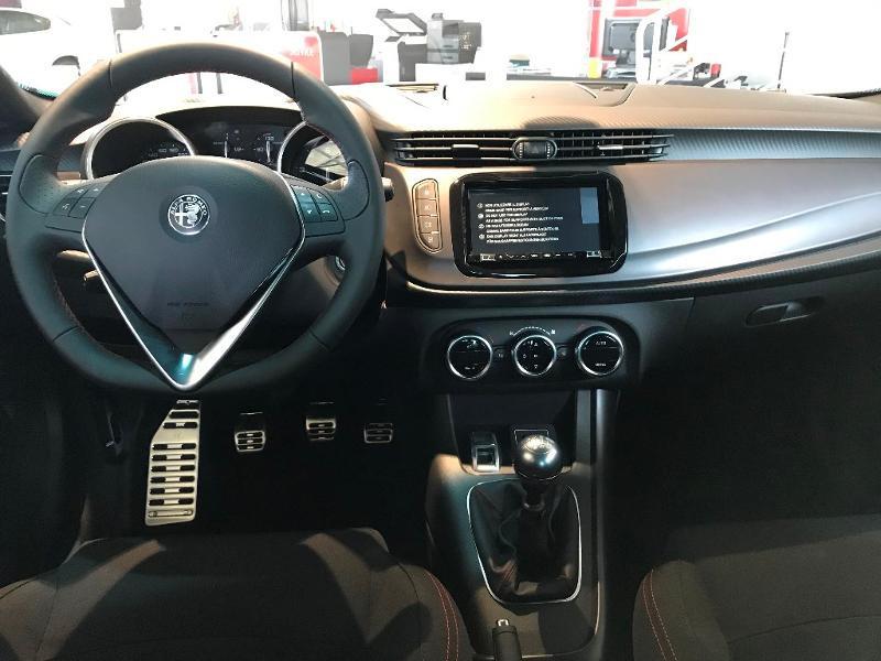 Alfa romeo Giullietta 1.4 TJet 120ch Sprint S/S MY20 Blanc occasion à Mérignac - photo n°9