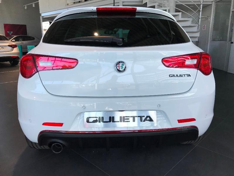 Alfa romeo Giullietta 1.4 TJet 120ch Sprint S/S MY20 Blanc occasion à Mérignac - photo n°2