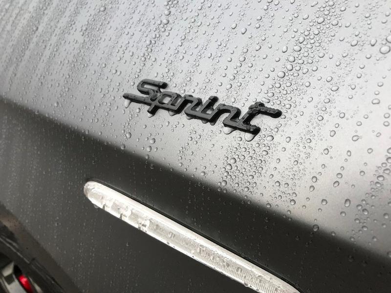 Alfa romeo Giullietta 1.4 TJet 120ch Sprint S/S MY20 Gris occasion à Mérignac - photo n°4
