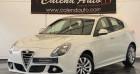 Alfa romeo Giullietta 1.6 jtdm 105 s/s distinctive Blanc à VILLE LA GRAND 74