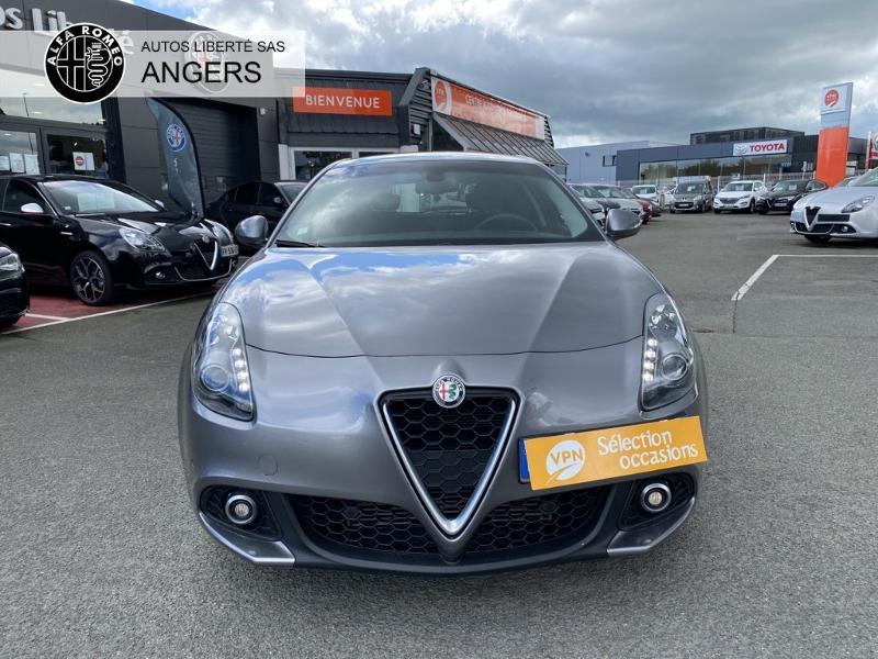 Alfa romeo Giullietta 1.6 JTDm 120ch Business Stop&Start MY19 Gris occasion à Angers - photo n°7