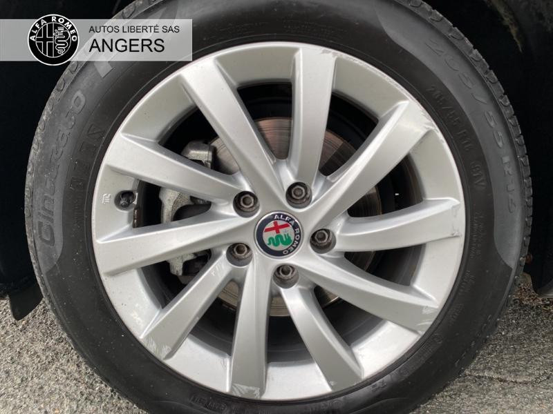 Alfa romeo Giullietta 1.6 JTDm 120ch Business Stop&Start MY19 Gris occasion à Angers - photo n°11