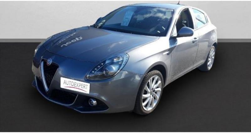 Alfa romeo Giullietta 1.6 JTDm 120ch Business Stop&Start TCT MY19 Gris occasion à SAINT OUEN L'AUMONE