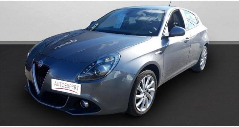 Alfa romeo Giullietta 1.6 JTDm 120ch Business Stop&Start TCT MY19 Gris occasion à SAINT OUEN L'AUMONE - photo n°2