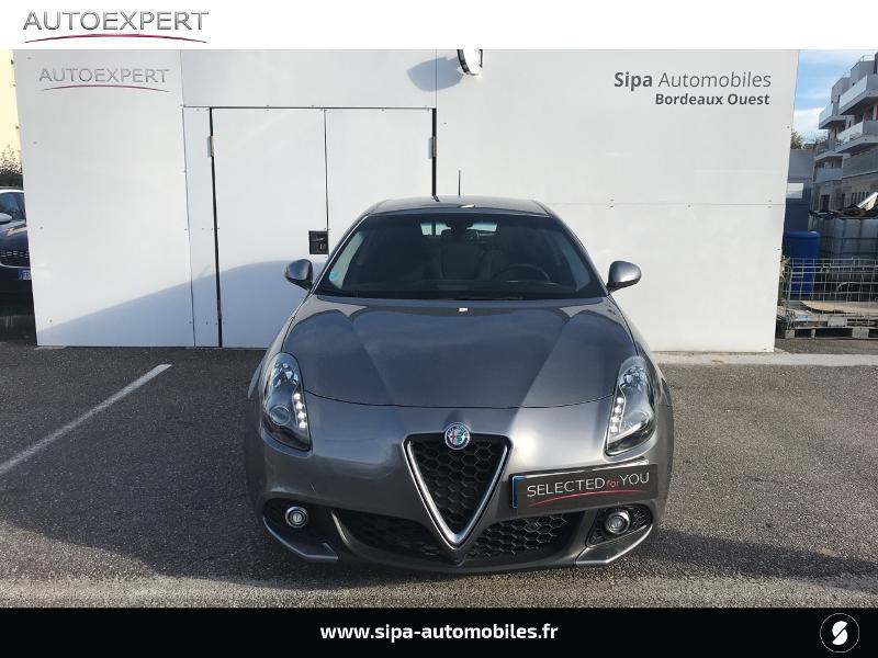 Alfa romeo Giullietta 1.6 JTDm 120ch Business Stop&Start TCT Gris occasion à Mérignac - photo n°3