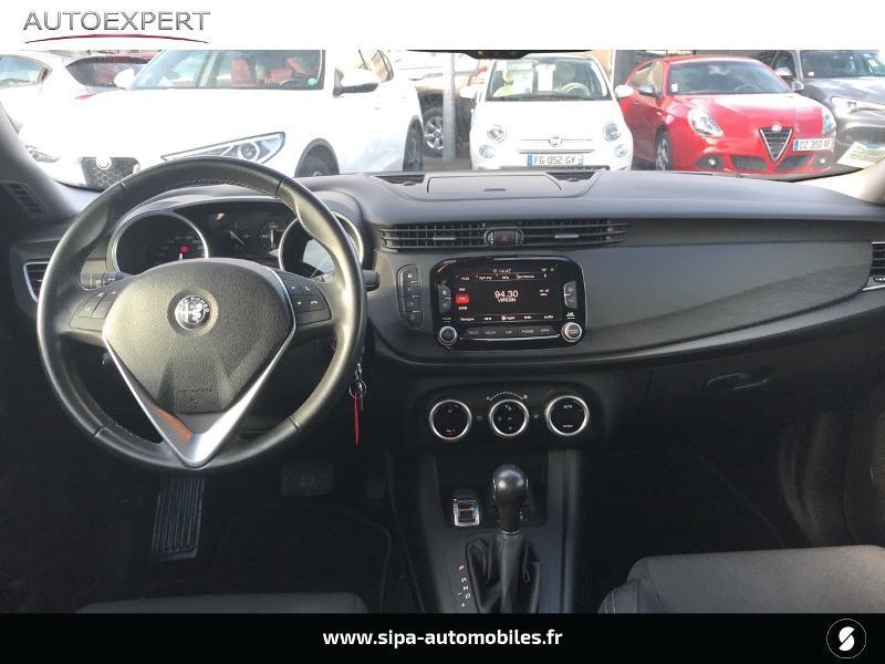 Alfa romeo Giullietta 1.6 JTDm 120ch Business Stop&Start TCT Gris occasion à Mérignac - photo n°7