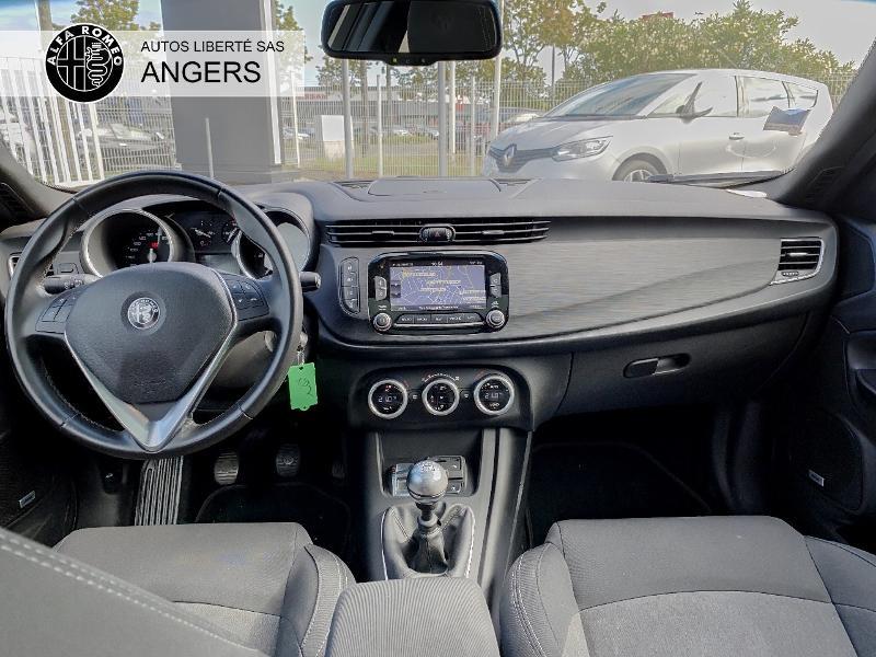Alfa romeo Giullietta 1.6 JTDm 120ch Distinctive Business Stop&Start Gris occasion à Angers - photo n°3