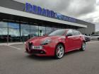 Alfa romeo Giullietta 1.6 JTDM 120CH SPORT EDITION STOP&START MY19 Rouge à Campsas 82