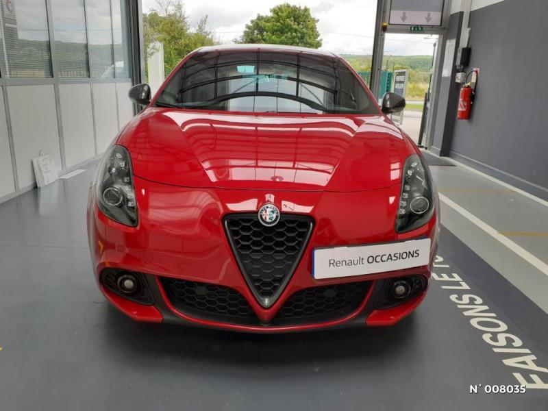 Alfa romeo Giullietta 1.6 JTDm 120ch Sport Edition Stop&Start Rouge occasion à Saint-Just - photo n°2
