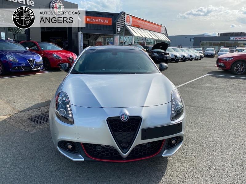 Alfa romeo Giullietta 1.6 JTDm 120ch Sport Edition Stop&Start Gris occasion à Angers - photo n°5