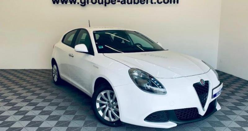 Alfa romeo Giullietta 1.6 JTDm 120ch Stop&Start MY19 Blanc occasion à TOURLAVILLE