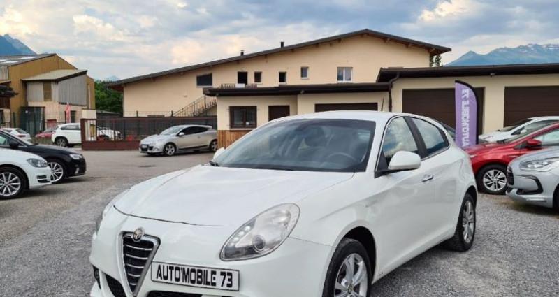 Alfa romeo Giullietta 2.0 jtdm 140 distinctive 01/2012 S&S REGULATEUR BT  occasion à Frontenex
