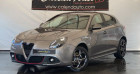 Alfa romeo Giullietta 2.0 jtdm 150 s/s super Gris à VILLE LA GRAND 74