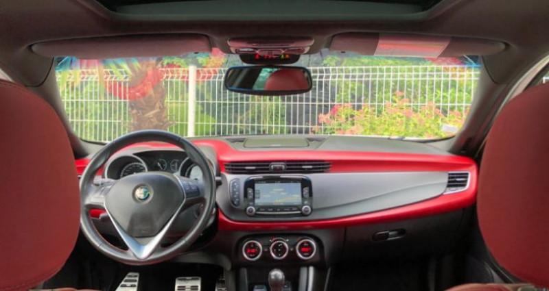 Alfa romeo Giullietta 2.0 JTDM 175CH EXCLUSIVE STOP&START TCT Blanc occasion à COLMAR - photo n°3