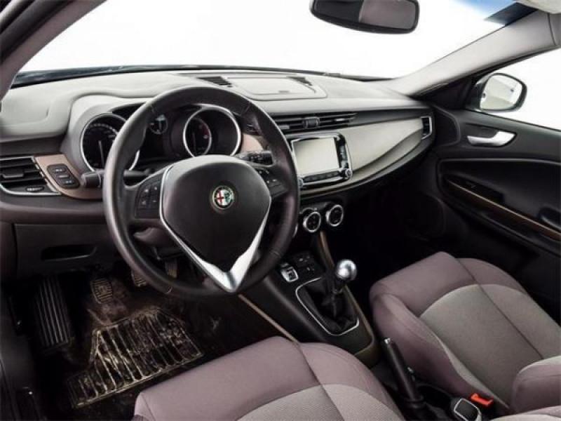 Alfa romeo Giullietta 2.0 JTDM Distinctive 150 Noir occasion à Beaupuy