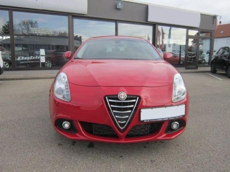 Alfa romeo Giullietta 2.0 JTDM Distinctive 175 Rouge occasion à Beaupuy - photo n°6