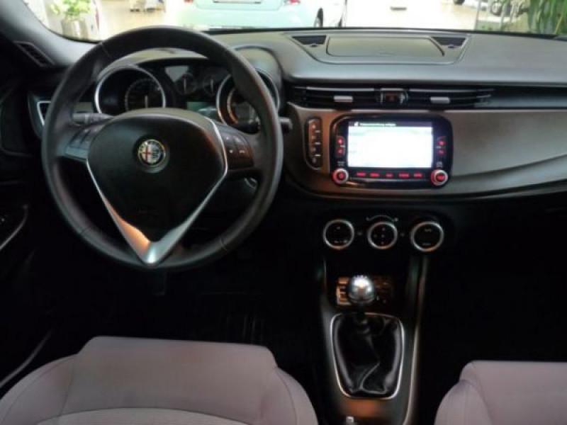Alfa romeo Giullietta 2.0 JTDM Exclusive 150 Noir occasion à Beaupuy