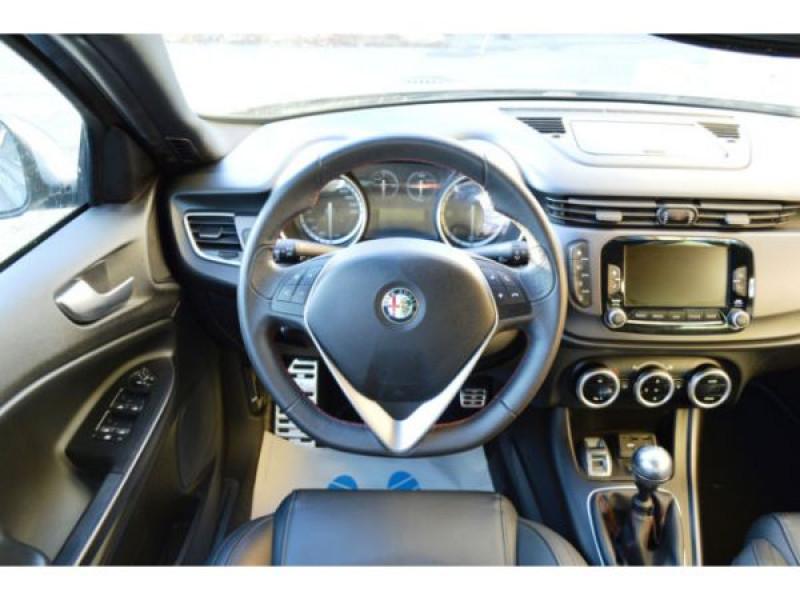 Alfa romeo Giullietta 2.0 JTDM Exclusive 150 Gris occasion à Beaupuy