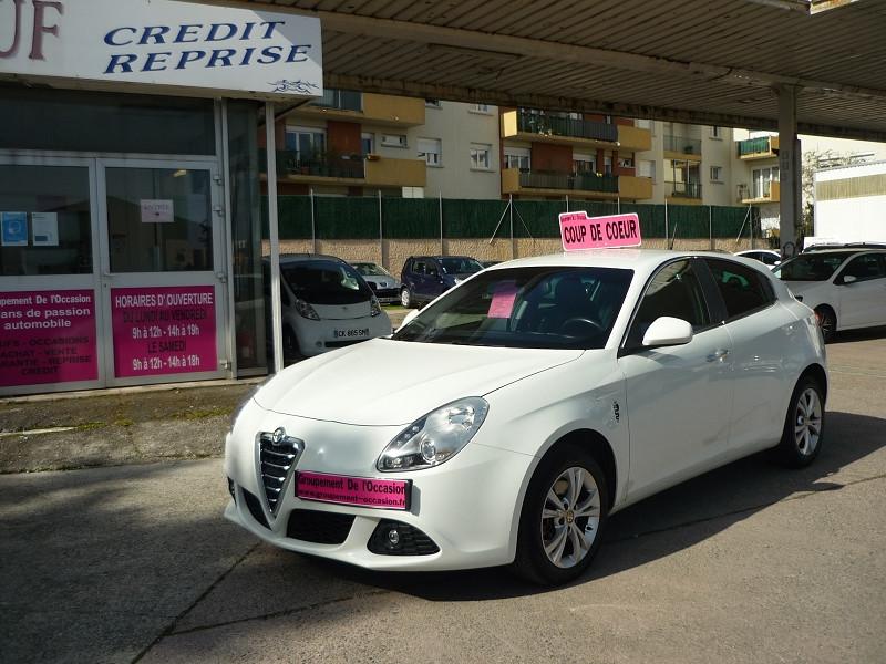 Alfa romeo Giullietta occasion 2011 mise en vente à Toulouse par le garage GROUPEMENT DE L'OCCASION - photo n°1