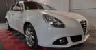 Alfa romeo Giullietta Distinctive 150 ch 2..0L JTDm Blanc à MONTPELLIER 34