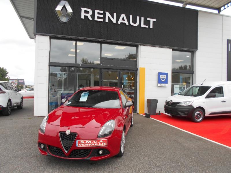 Alfa romeo Giullietta Giulietta Série 2 1.4 TB MultiAir 150 ch SetS Super  occasion à Bessières - photo n°1