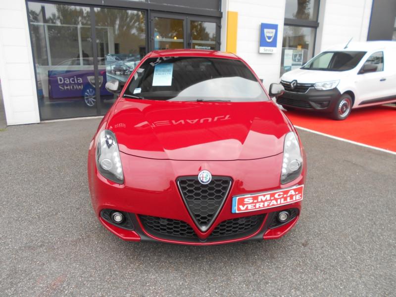 Alfa romeo Giullietta Giulietta Série 2 1.4 TB MultiAir 150 ch SetS Super  occasion à Bessières - photo n°6