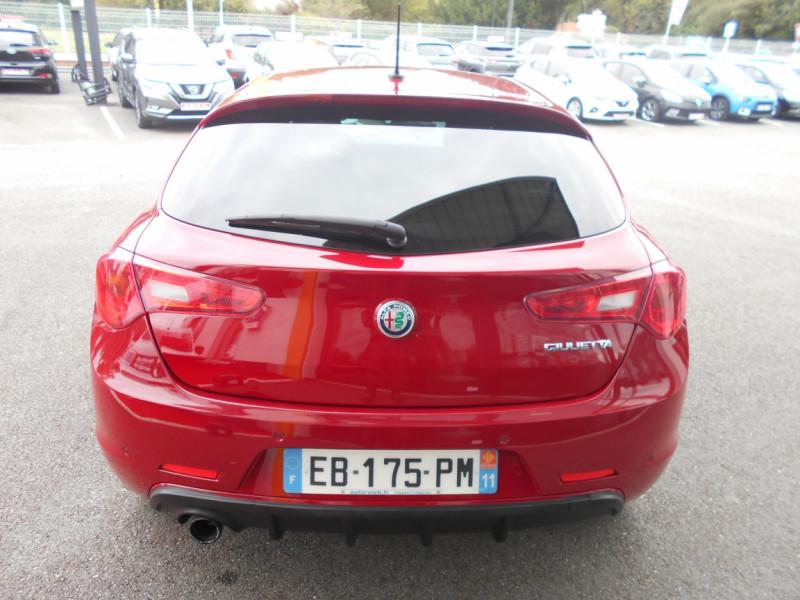 Alfa romeo Giullietta Giulietta Série 2 1.4 TB MultiAir 150 ch SetS Super  occasion à Bessières - photo n°2