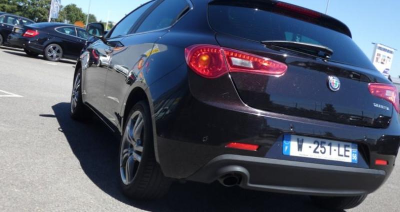 Alfa romeo Giullietta Série 2 1.4 170ch BVA Noir occasion à LANESTER - photo n°6