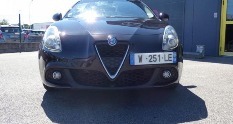 Alfa romeo Giullietta Série 2 1.4 170ch BVA Noir occasion à LANESTER - photo n°3