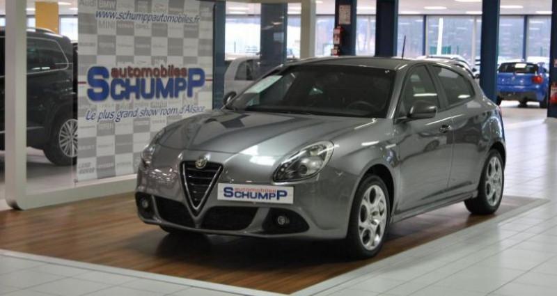 Alfa romeo Giullietta SPRINT 1.4 TB MULTIAIR 150ch Gris occasion à HAGUENEAU