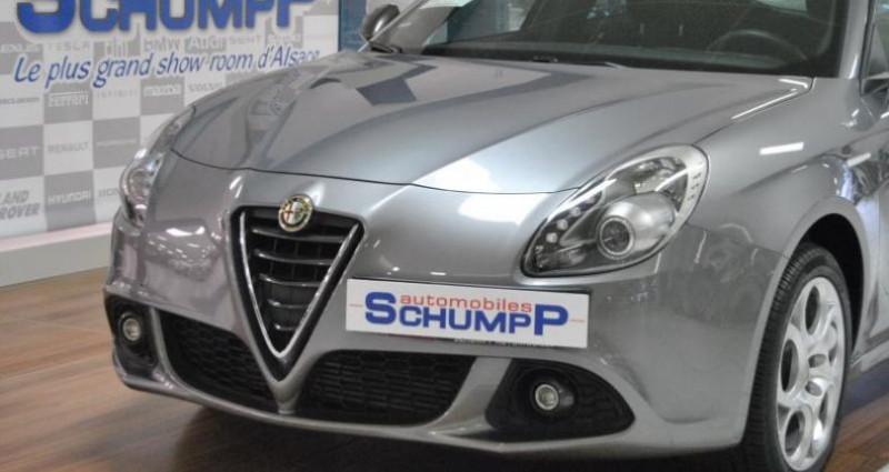 Alfa romeo Giullietta SPRINT 1.4 TB MULTIAIR 150ch Gris occasion à HAGUENEAU - photo n°5