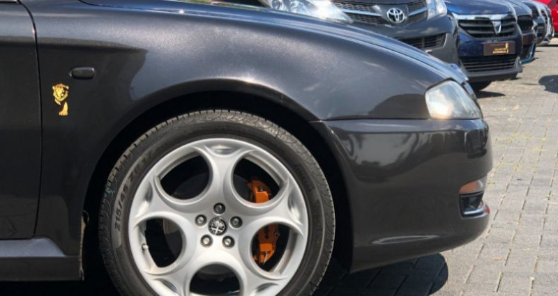 Alfa romeo GT 2.0 JTS SELECTIVE SELESPEED Noir occasion à COLMAR - photo n°7