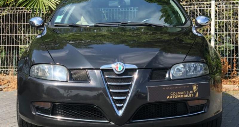 Alfa romeo GT 2.0 JTS SELECTIVE SELESPEED Noir occasion à COLMAR - photo n°6